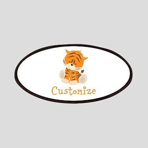 Custom Baby Tiger Patch