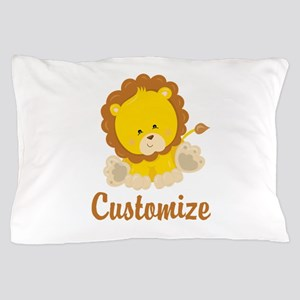 Custom Baby Lion Pillow Case