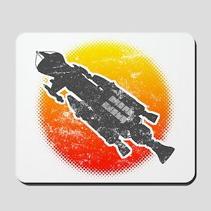 Mark IX Hawk Mousepad