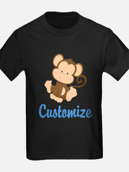 Custom Monkey T