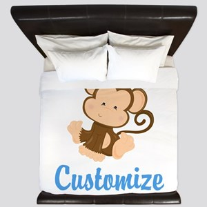 Custom Monkey King Duvet