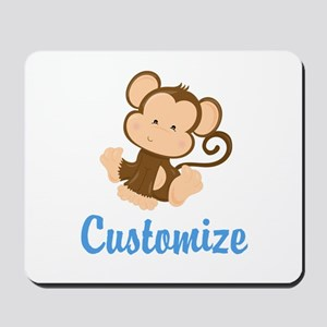 Custom Monkey Mousepad