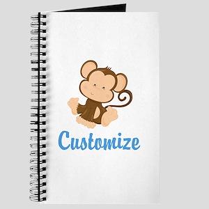 Custom Monkey Journal