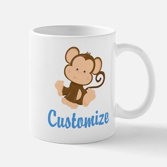 Custom Monkey Mug