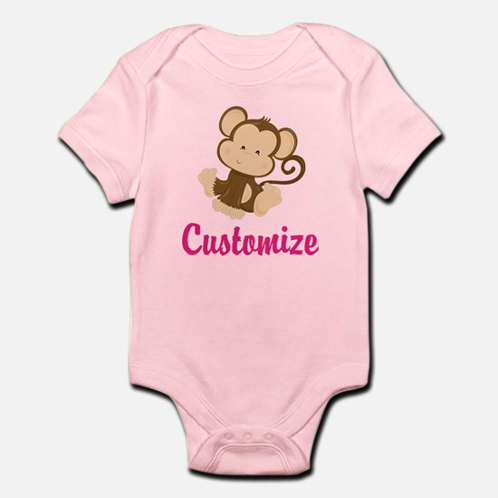 Personalize this adorable baby mon Infant Bodysuit