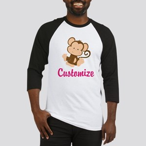 Personalize this adorable baby mon Baseball Jersey