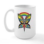 Rainbow Girls Large Mug
