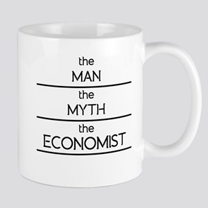The Man The Myth The Economist Mugs