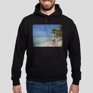 Negril Beach Jamaica Hoodie (dark)