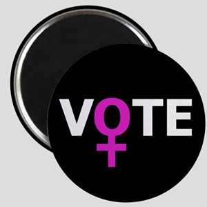 Women Vote Magnets