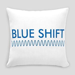 BlueShiftFTRedShiftBk Everyday Pillow