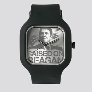 Raised On Reagan Watch
