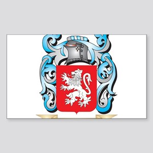Boi Coat of Arms - Family Crest Sticker