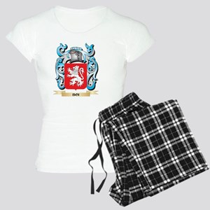 Boi Coat of Arms - Family Crest Pajamas