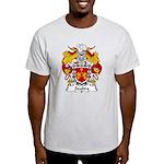 Seabra Family Crest  Light T-Shirt