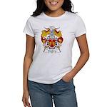 Seabra Family Crest Women's T-Shirt