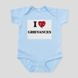 I love Grievances Body Suit