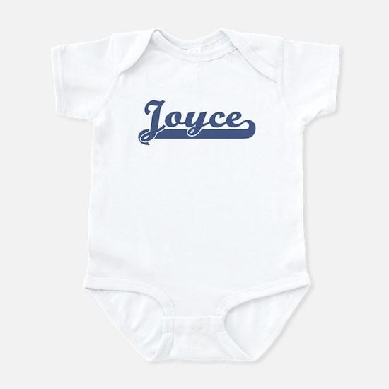 Joyce (sport-blue) Infant Bodysuit