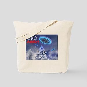 UFO Addict Tote Bag