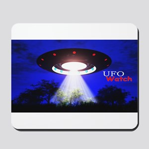 UFO Watch Mousepad