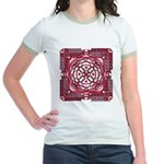 Celtic Valentine Jr. Ringer T-shirt