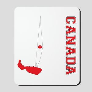Sailing Canada Mousepad