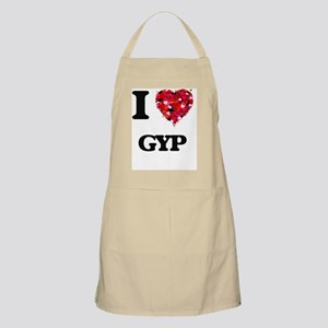 I love Gyp Apron