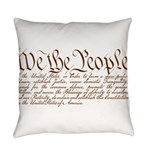 We the People Everyday Pillow