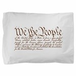 We the People Pillow Sham