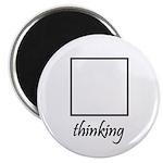 Thinking Box Magnet