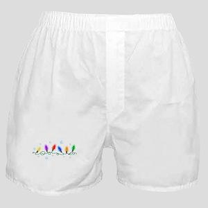 Holiday Lights Boxer Shorts