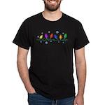 Holiday Lights Dark T-Shirt