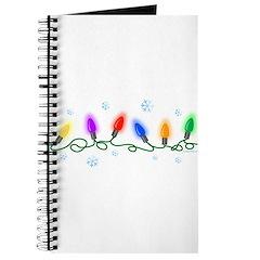 Holiday Lights Journal