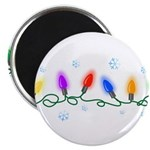 Holiday Lights Magnet