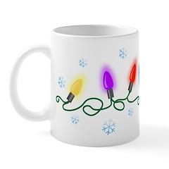 Holiday Lights Mug