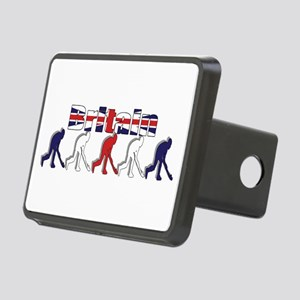 Britain Field Hockey Rectangular Hitch Cover