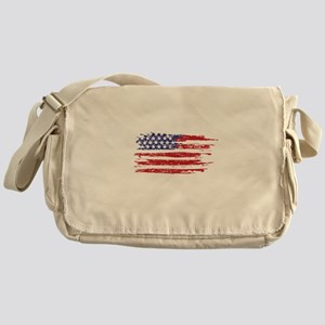 home of the brave Messenger Bag