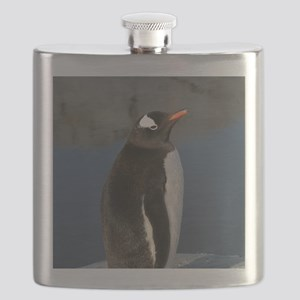 Gentoo Penguin Flask