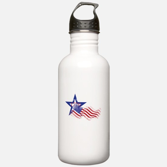 usa independence Water Bottle