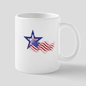 usa independence Mugs