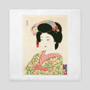 Choko Kamoshita Maiko Queen Duvet