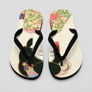 Choko Kamoshita Maiko Flip Flops