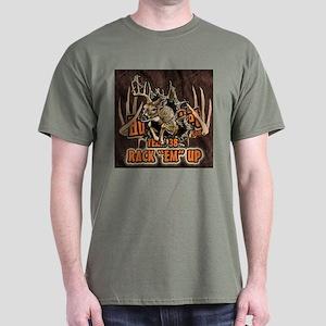 "Rack ""em"" Up team 38 Dark T-Shirt"