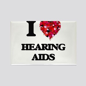 I love Hearing Aids Magnets