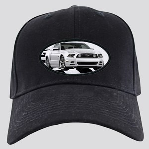 14WHMustangGTCB Black Cap