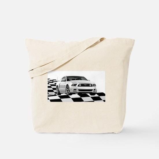 14WHMustangGTCB Tote Bag