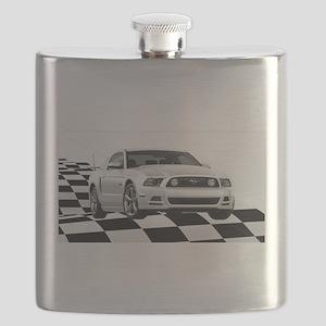 14WHMustangGTCB Flask