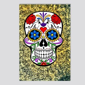Skull Postcards (Package of 8)