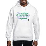 Albert Camus Hooded Sweatshirt