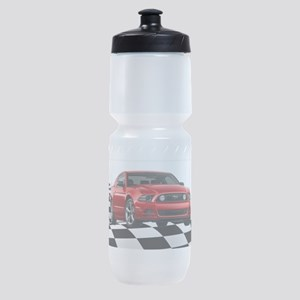 2014RRMustangGT Sports Bottle